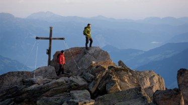 Gipfelwanderung zur Ahornspitze, © Bernd Ritschel