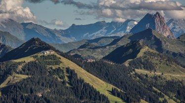 Ausblick auf das Brechhorn, © Kitzbüheler Alpen / Krings Maren