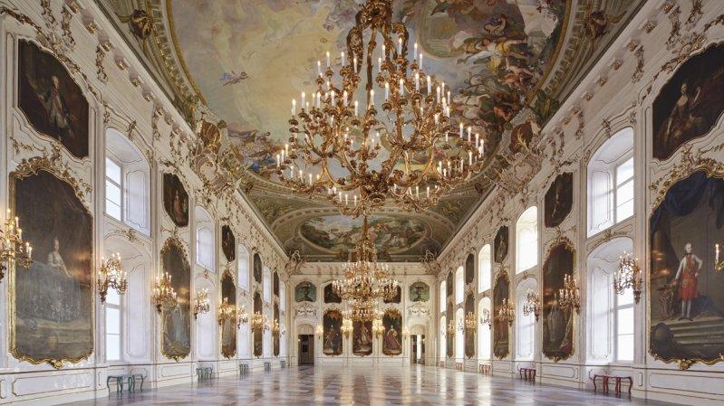 Riesensaal, Hofburg, © TVB Innsbruck / Christian Vorhofer