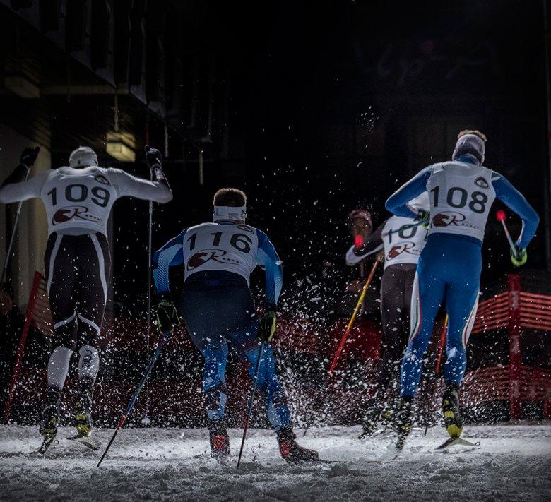 Nordic Night Race Galtür. Foto: TVB Paznaun-Ischgl