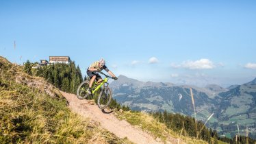 Bike Trail Hahnenkamm, © Kitzbühel Tourismus/Michael Werlberger