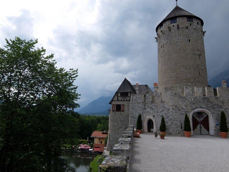 Wellness findet auf Schloss Matzen im Turm statt.
