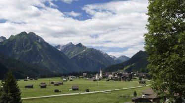 Elbigenalp im Sommer, © Lechtal Tourismus/Irene Ascher