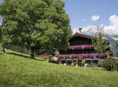 Urlaub am Bauernhof in Tirol, Österreich