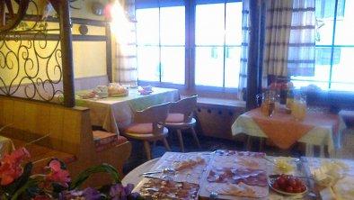 Pension Enzian Frühstücksbuffet
