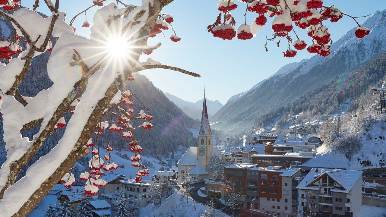 Kappl im Winter, © TVB Paznaun-Ischgl