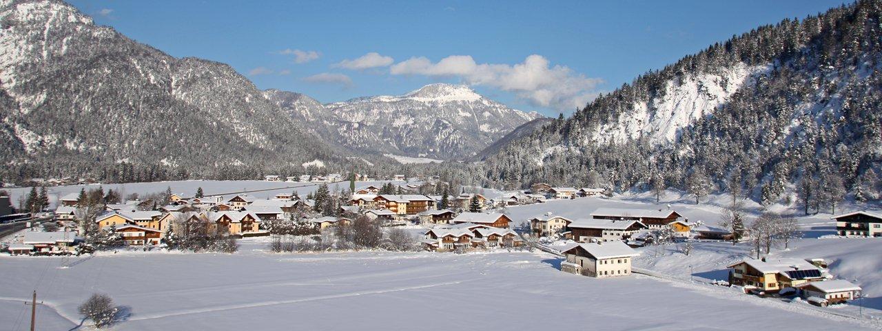 Erpfendorf im Winter, © Franz Gerdl