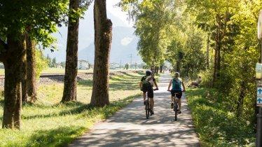 Zillertal Radweg, © Zillertal Arena/Johannes Sautner