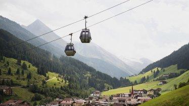 Eggalm-Gondelbahn in Lanersbach, © Tirol Werbung/Bert Heinzlmeier