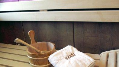 Private Sauna in unserer Suite, © Hotel Zum Senner OG