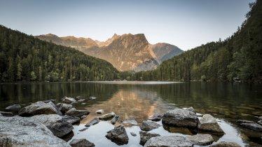 Piburgersee lake, © Ötztal Tourismus / Rudi Wyhlidal