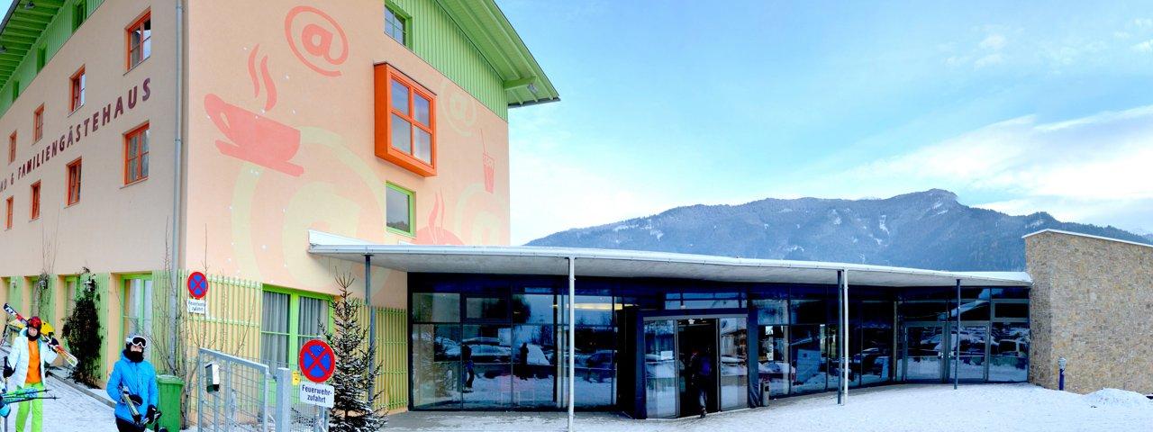 Jugend- und Familienhotel JUFA Hotel Wipptal, © JUFA Wipptal