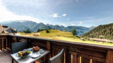 Balkone und Ausblicke