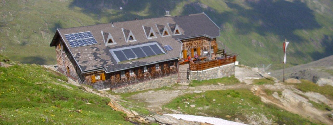 Badener Hütte, © Badener Hütte