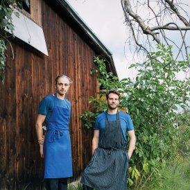 Zwei Mann, ein Laden: Mit ihrem eigenen Restaurant haben sich Waal Sterneberg (links) und Thomas Kluckner einen Traum erfüllt.