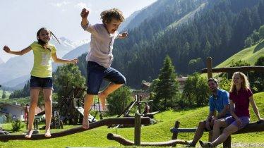 Murmel-Abenteuer-Spielplatz Gries, © Innsbruck Tourismus