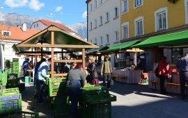 Wiltener Bauernmarkt, © Tirol Werbung/Michael Gams