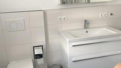 WC in der Ferienwohnung Peotta in Volders