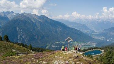 Ausblick über das vordere Ötztal, © Bergbahnen Hochoetz