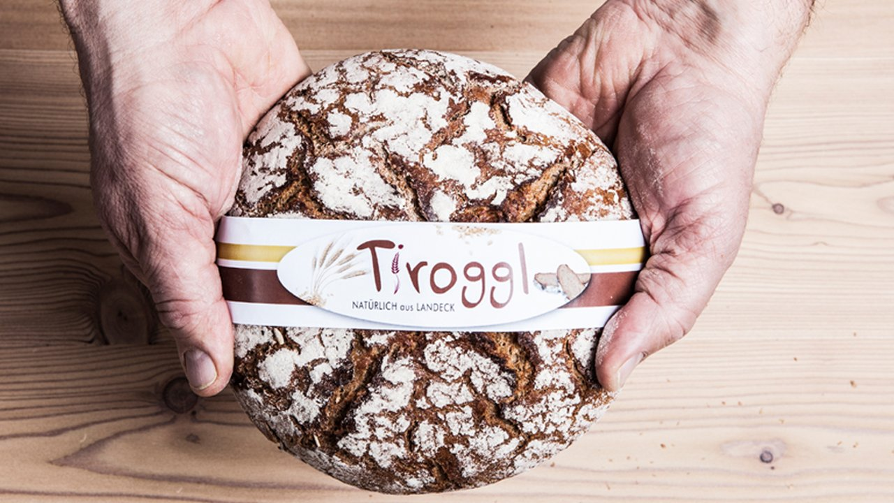Tiroggl Brot, © Naturpark Kaunergrat