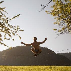 Stefan Moser, Bewegungstalent aus dem Alpbachtal, © Tirol Werbung/ Bert Heinzlmeier