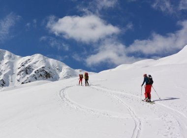 2_Skitour Pfanntoerl_Villgratental_Osttirol