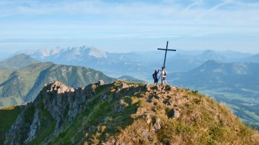 View over the Pillerseetal Valley from the summit of the Wildseeloder mountain, © TVB Pillerseetal