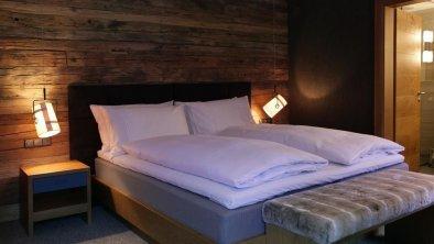 Zimmer, © Valluga Hotel