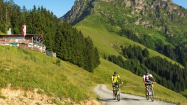 Mountainbiketour auf das Kitzbüheler Horn, © Gerdl Franz