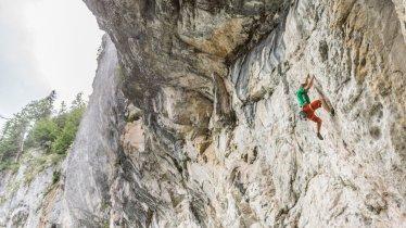 Klettergebiet Wilder Kaiser, © Tourismusverband Wilder Kaiser