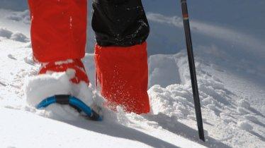 Schneeschuhwanderung Fallerschein-Heimkehrerkreuz, © Foto Athesia Tappeiner
