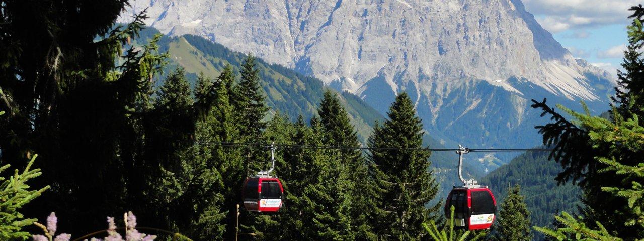 Almkopfbahn Bichlbach in Berwang, © Roland Hosp