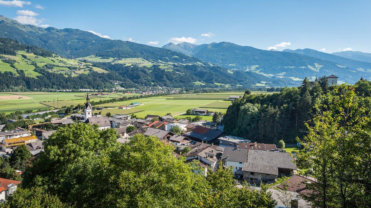 Vomp im Sommer, © TVB Silberregion Karwendel