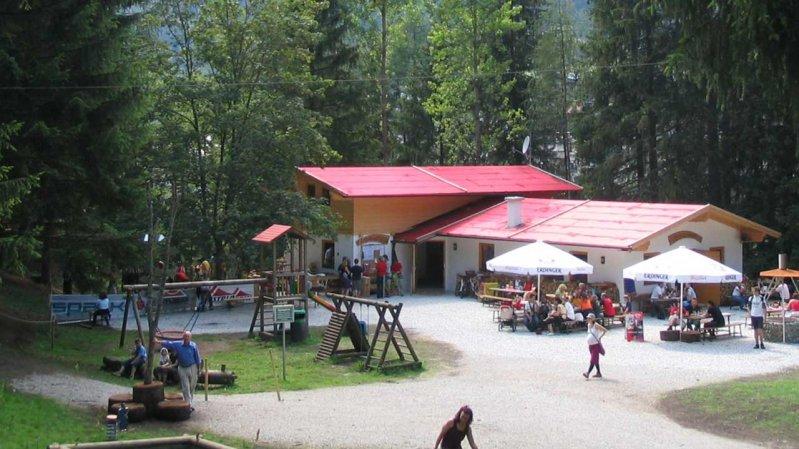 1. Adventure Park Stubai in Fulpmes, © Adventure Park Stubai
