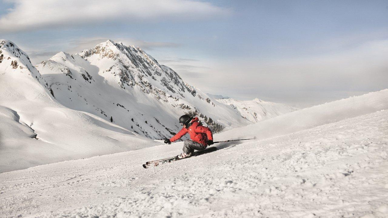 Jochberg im Winter am Rettenstein, © medialounge