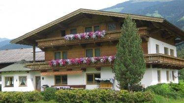 Furtherhof Aschau Zillertal Haus Sommer 2