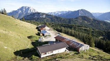 Etappe 2: Blaubergalm in Achenkirch, © Georg Pawlata