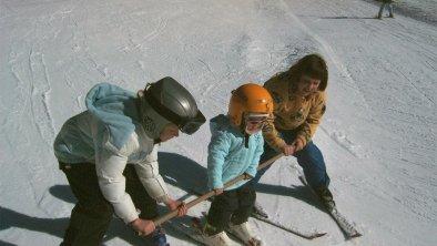 Schifahren lernen in Niederthai