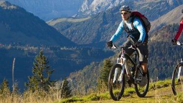 Mountain bike ride Rotwand - Bächental, © Achensee Tourismus