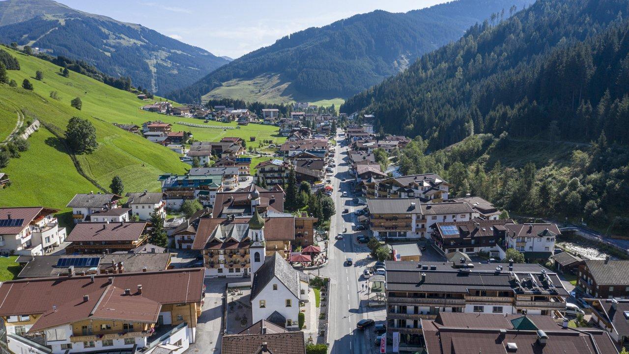 Gerlos im Sommer, © Zillertal Arena