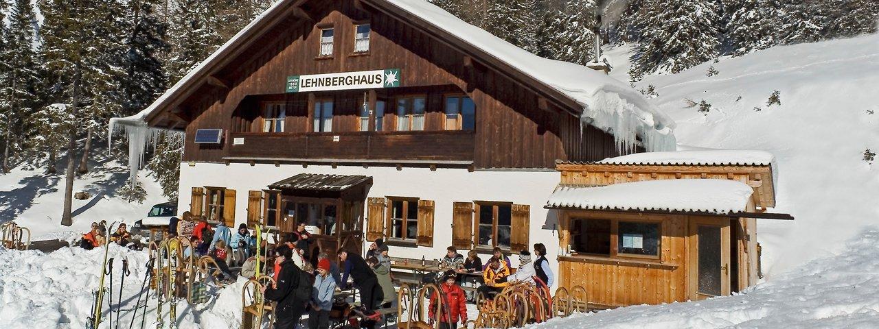 Das Lehnberghaus, © Innsbruck Tourismus
