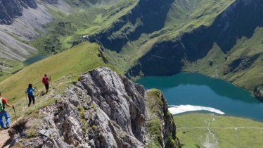 Traualpsee im Tannheimer Tal, © Tirol Werbung/Klaus Kranebitter