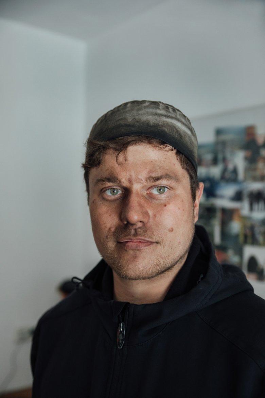 Familientradition: Simon Henökl, 24 Jahre, übt den Kaminkehrerberuf in der vierten Generation aus.