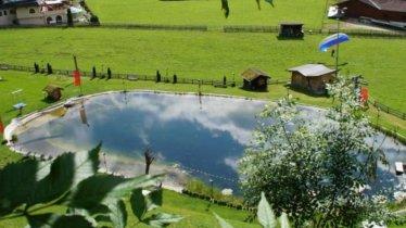 Gesundheitssee Milders, © Ferienregion Stubai