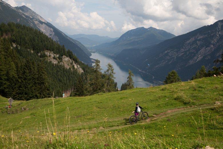 Mountainbike-Achensee_Karwendel