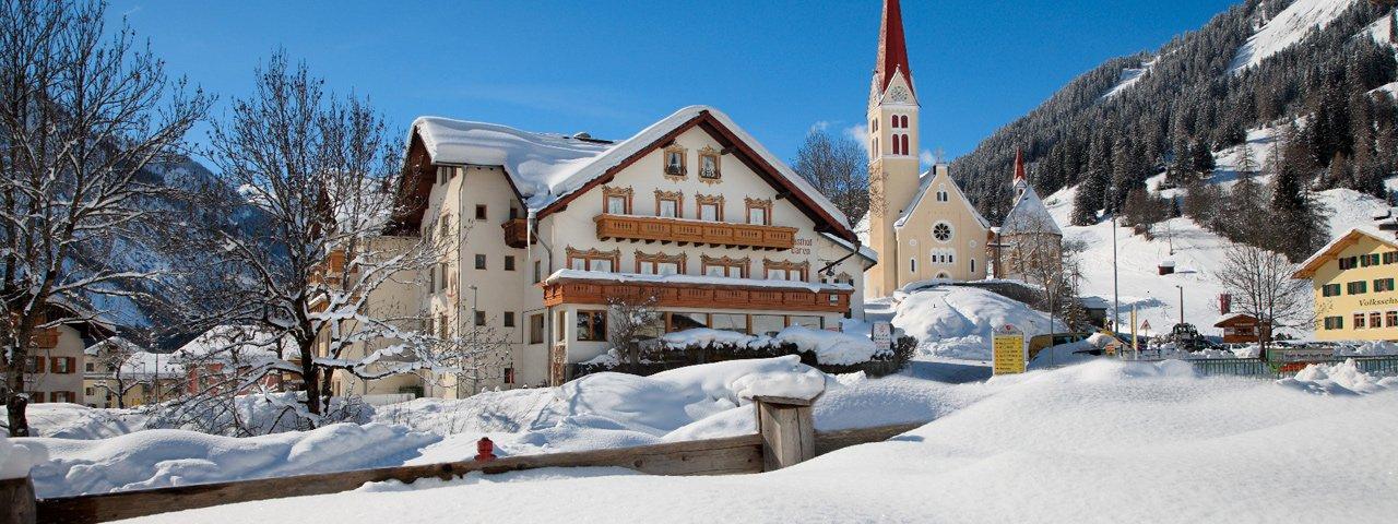 Der Gasthof Bären im Winter, © Gasthof Bären/Familie Lumpert