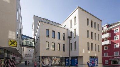Kultur Quartier Kufstein Außenansicht, © Private_Living_Kufstein_Theatergasse_1