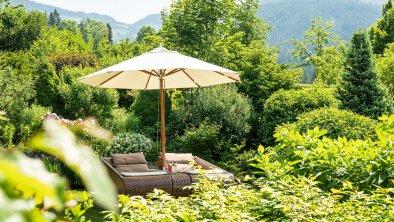 Kuschelnische Garten Rosenreich