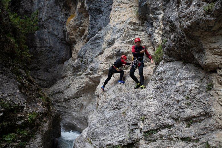 Canyoning-IMst