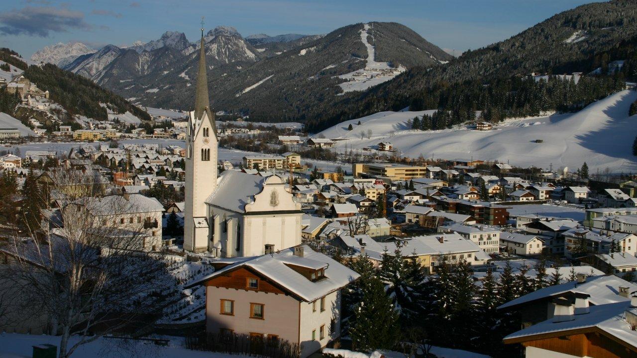 Sillian im Winter, © Osttirol Tourismus/P. Leiter